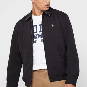 Polo Ralph Lauren BNWT Black Softshell Jacket